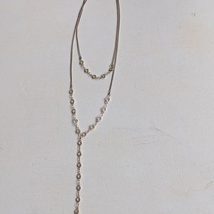 Francesca's Collections Jewelry - Double layered necklace